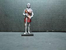 Medieval Knight Figurine Armor Chainmail Coif Helmet Sword WU74176AC NIB
