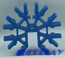 100 KNEX BLUE 7-POSITION CONNECTORS 3D K/'nex LOT Replacement Parts//Pieces #90907