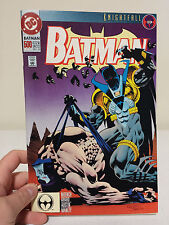 Batman #500 1993 DC Newstand