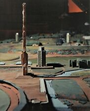 Scott Dietrich 2005 Frank Lloyd Wright Model / Maquette. Signed Artist's Proof