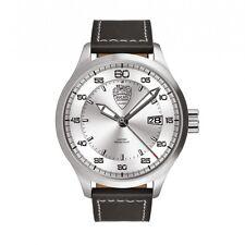 DUCATI TEMPO RETRO Uhr Quarz Chronograph Armbanduhr Watch Lederarmband NEU
