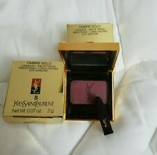 Yves Saint Laurent ombre solo Eye Shadow # 8 Or # 13