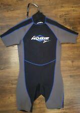Mens 2XL Stearns Hobie Wetsuit  Water Sports Neoprene Scuba Wet Suit back zip
