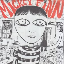 "mickey finn peacemaker 7"" oranger vinyl"