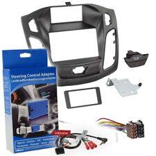 Ford Focus dyb ab2011 doble DIN radio diafragma Kenwood LFB volante adaptador especializada