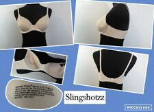 """34B"" *Barely There Simply The One 5737* Nude Lined Underwire T-Shirt Bra"