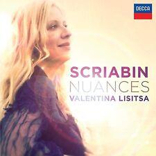 VALENTINA LISITSA - NUANCE  CD NEU SCRIABIN,ALEXANDER
