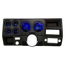 for chevy c35 87 intellitronix dp6004b direct fit led digital gauge panel,  blue