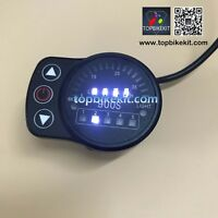 Ebike LED display KT-LED900S Display Meter 24V/36V/48V for Electric Bicycle 5pin