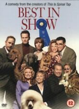 Michael McKean Eugene Levy Best in Show 2000dog Crufts Comedy UK DVD