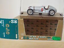 1/43 Brumm Oro Diecast R70 Mercedes W125 1937 HP 646, in R38 Box, MINT Model