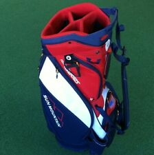 New 2020 Sun Mountain Tour Series Golf Cart Bag Navy/White/Red American Flag