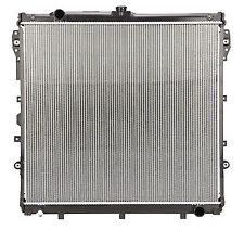Complete Aluminum Radiator for 2010 2011 Toyota Tundra 4.6L-5.7L ONLY