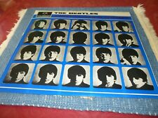 THE BEATLES---A HARD DAY'S NIGHT         LP