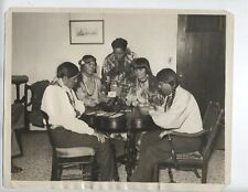 1931 INDIAN ARTISTS MARIE MARTINEZ NYC PUEBLO SANTA FE NEW MEXICO  TRIBAL PHOTO
