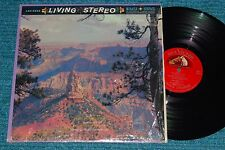 MORTON GOULD Grand Canyon Suite etc RCA LIVING STEREO LSC-2433 SD LP w/Insert