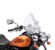 Kawasaki Vulcan® 900 Custom Short Windshield-Fits 2007 - 2019-Genuine Kawasaki
