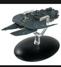 STAR TREK STARSHIPS COLLECTION  SHELIAK COLONY SHIP  #177 NEW EAGLEMOSS