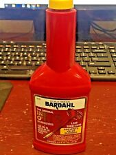 "Bardahl, World Famous, The Original ""Instead of Lead"", Prevents Valve Burning"