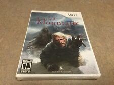 Cursed Mountain (Nintendo Wii, 2009) Factory Sealed