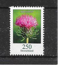 e424 BRD/ Blumen MiNr 3199 R ** mit Zählnummer 150
