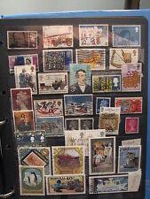 Worldwide Stamp Lot England, Mongolia