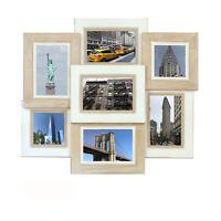 Collage Bilderrahmen - Shinsuke® - Indianapolis - Größe 51x44 cm