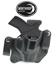 Chiappa Rhino 2 inch barrel IWB Dual Snap Holster Right Handed Black