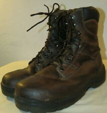 Red Wing Men's Work Boots 1444 Insulated EH Waterproof Size 9 D US