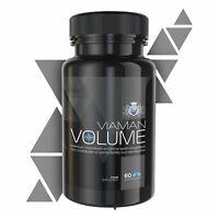 Viaman Volume   Mit L-Arginin, Zink und Selen   Nahrungsergänzung   60 Kapseln