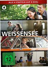 Weissensee - alle vier Staffeln auf 8 DVDs