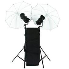 BOWENS Gemini 400Rx, 1 x Pulsar Tx Radio Trigger, 2 x ombrelli 90cm,