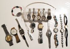 Vintage Lot Of Watches Many Styles Women's Bundle Buy Untested