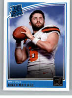 2018 Donruss #303 Baker Mayfield NM-MT RC Rookie Browns Rated Rookie ID:11