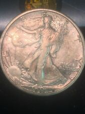 1917 s Obverse Walking Liberty Half Dollar