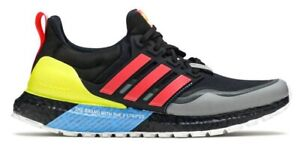 ADIDAS UltraBOOST All Terrain Shock Red Men's Size 11 Running Sneakers EG8097