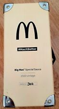 More details for mcdonald's genuine big mac sauce in display case ☆☆ very rare ☆☆ only 500 made.