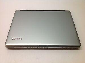 "ACER TravelMate 4200 laptop 15.4"" C2D T2300@1.66GHz 2GBRAM 80GBSSD Win7 DVD"