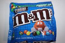 USA M&M's PRETZEL Chocolate Candies 436.6g