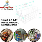 Refrigerator Freezer Basket For Hotpoint Kenmore Haier GE Replacement 14.6 X 8 photo