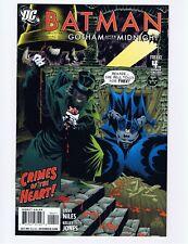 DC Comics, Batman: Gotham After Midnight #4 2008 - NM (Unread copy)