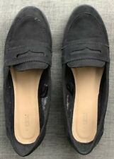 Womens Black Slip On Shoes Size 6