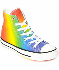 Converse Pride Chuck Taylor All Star Red Blue Green Unisex Men 10.5 Women 12.5
