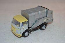 FJ Berliet Gak Camion poubelle refuse truck in working order