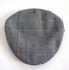 NWT Authentic TOM FORD 100% WOOL Newsboy Cabbie Hat Cap Size 54 XS US- 07bbe8d68e8