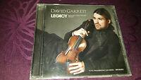 CD David Garrett / Legacy Beethoven Violin Concerto Kreisler - Album 2011