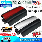 2x 11.1V 3100mAh Rechargeable LiPo Battery For Parrot Bebop 2.0 Drone Quadcopter