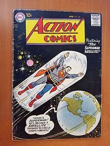 DC Action Comics, Vol. 1 # 229 (1st Print) The Superman Satellite