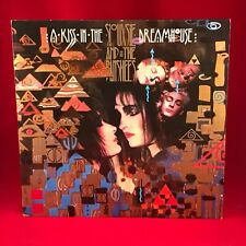 SIOUXSIE & THE BANSHEES A Kiss in The Dreamhouse 1982 UK VINYL LP + INNER EXCELL
