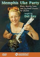 Memphis Uke Party - Blues, Novelty Tunes And Jug Band Classics For Ukulele Dvd